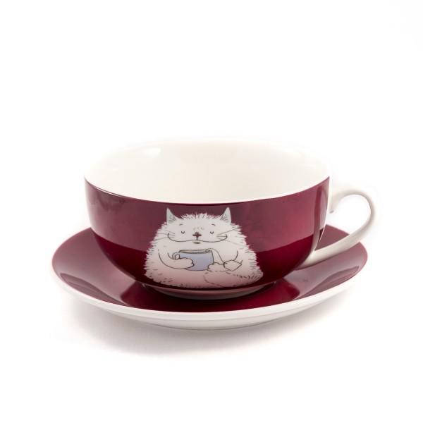 Керамичен сет за чай