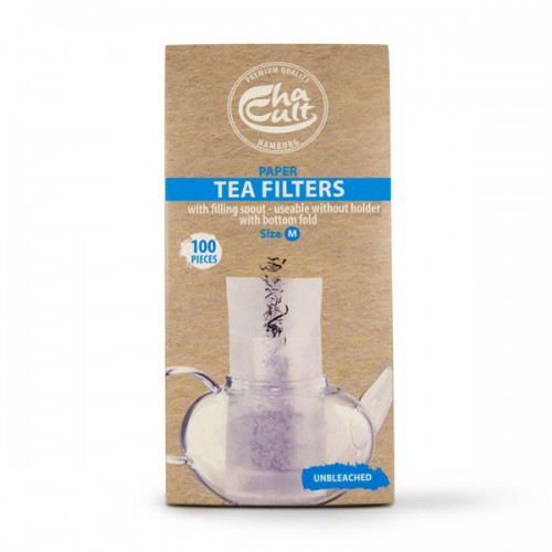 Биоразградими хартиени филтри за чай M