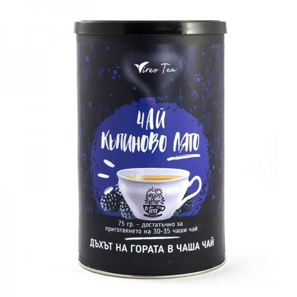 Плодов чай къпиново лято - vitas.bg