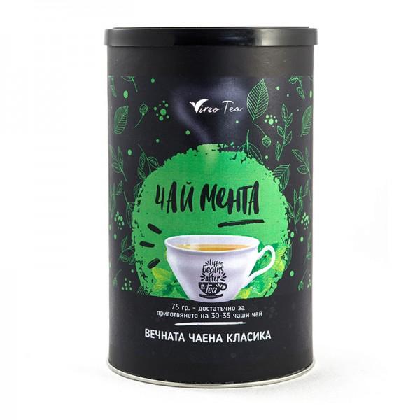 Чай Мента