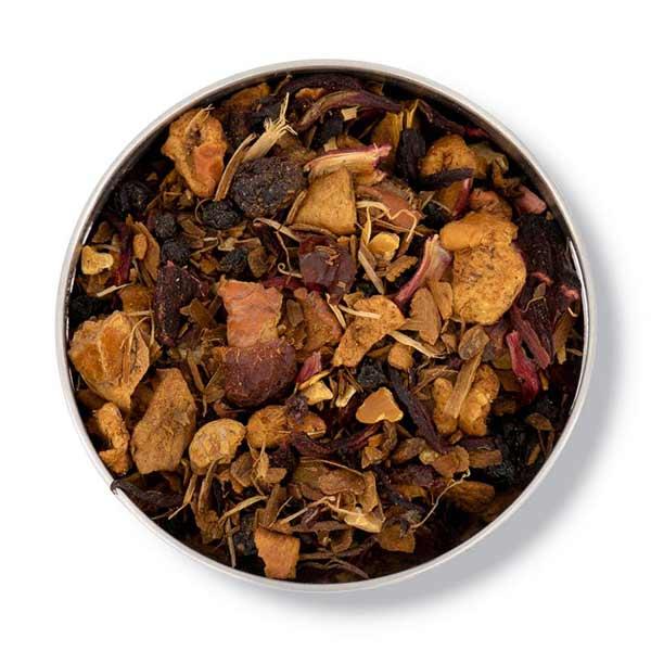 Чай Ябълков щрудел