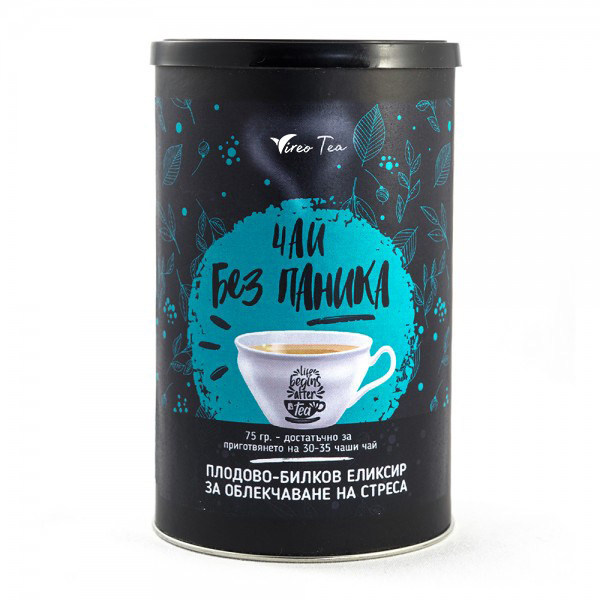 Успокоителен чай Без паника Vireo