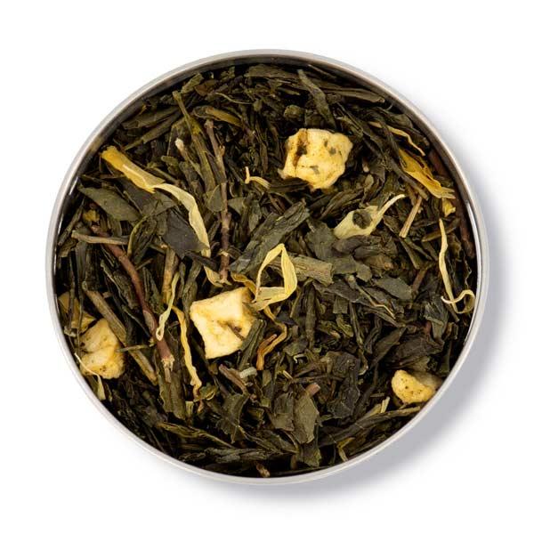 Био Зелен Чай с тропически плодове Vireo