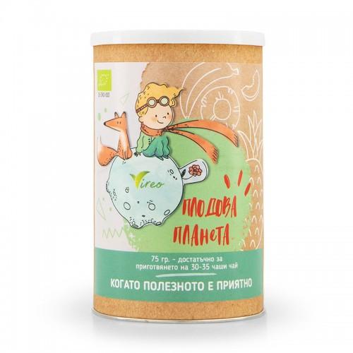 Детски чай Плодова планета