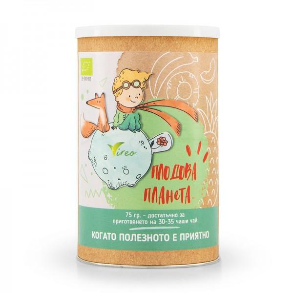 Детски плодов чай Плодова планета