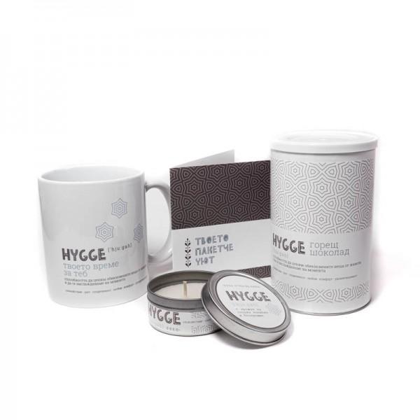 Подаръчен комплект Хюга