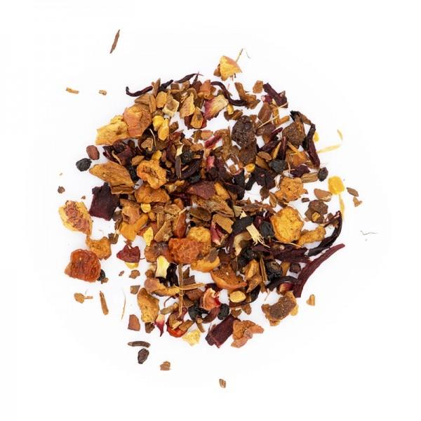 Чай - подарък за зодия рак